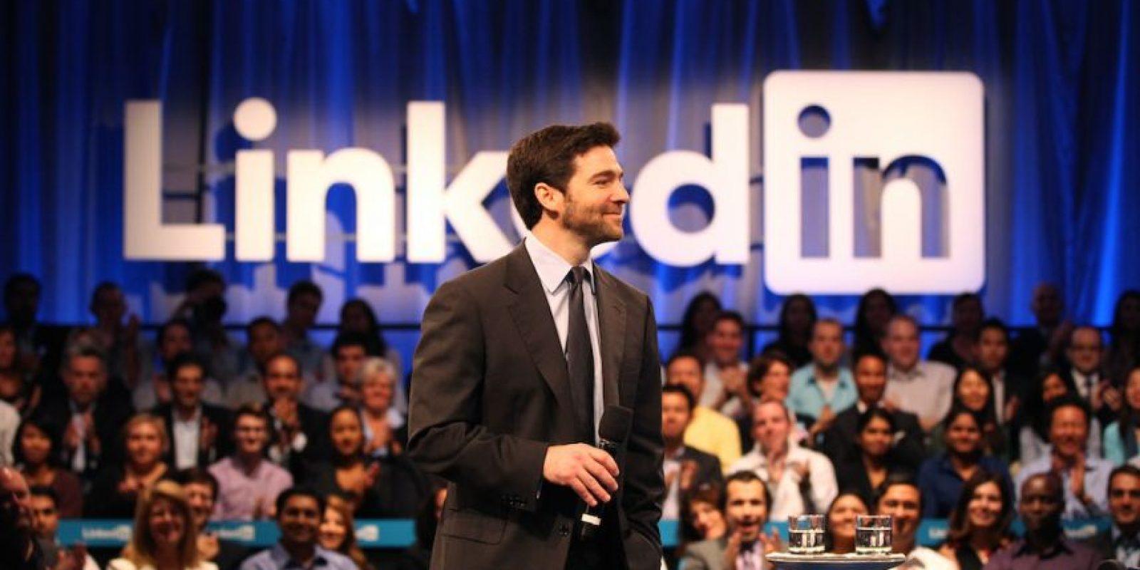 2.- Sean oportunistas. No necesitan ser Premium para unirse a grupos de interés Foto:Getty Images