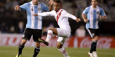 André Carrillo se posiciona como el más valioso de Perú con un costo de su carta de 12 millones de euros Foto:Getty Images