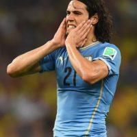 El delantero uruguayo arrastra la expulsión de la Copa América, por el conflicto con Gonzalo Jara Foto:Getty Images