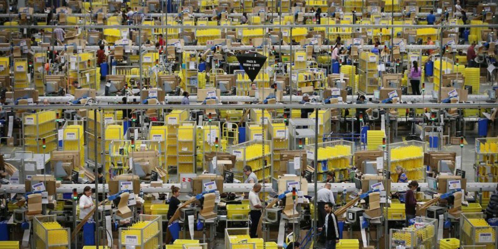 Dependiendo de su pedido pueden cobrarles por el envío. Foto:Getty Images
