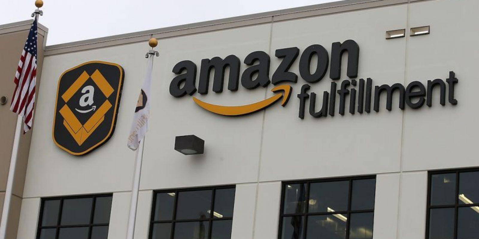 Amazon dice que comprar en línea es confiable. Foto:Getty Images