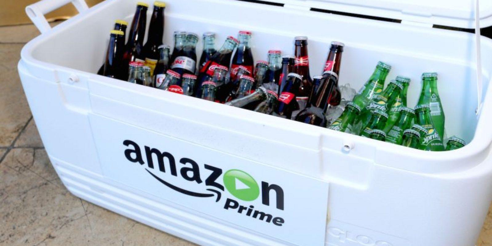 Amazon es una de las tiendas en línea más importantes. Foto:Getty Images