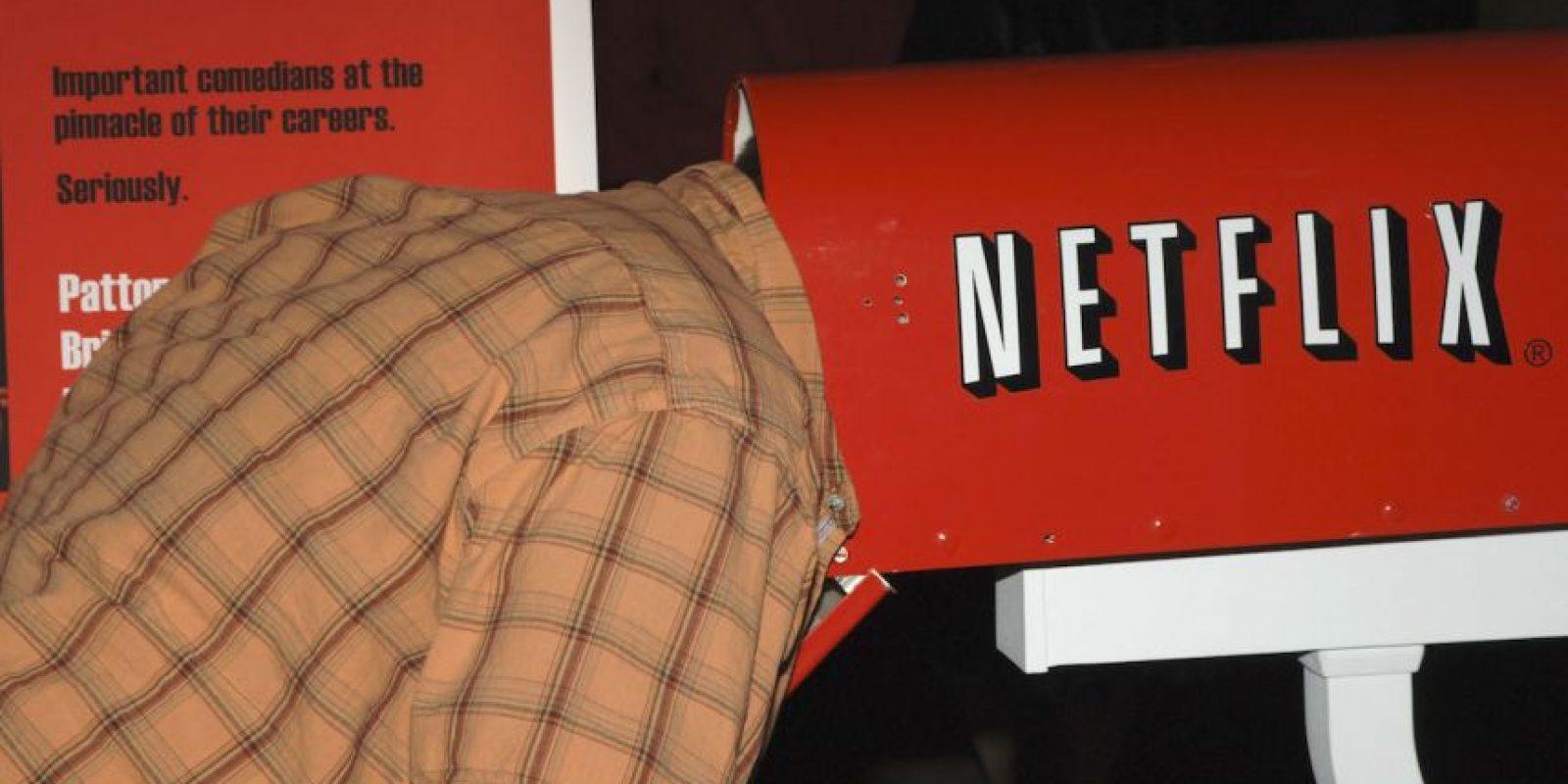 2- Aunque no lo crean, Adam Sandler firmó un contrato por cuatro películas con Netflix. Foto:Getty Images