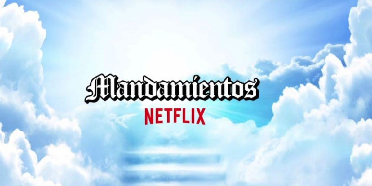 Conozcan los 10 mandamientos de Netflix