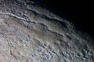 La imágenes de alta resolución del planeta enano fueron tomados por la sonda New Horizon. Foto:Vía nasa.gov