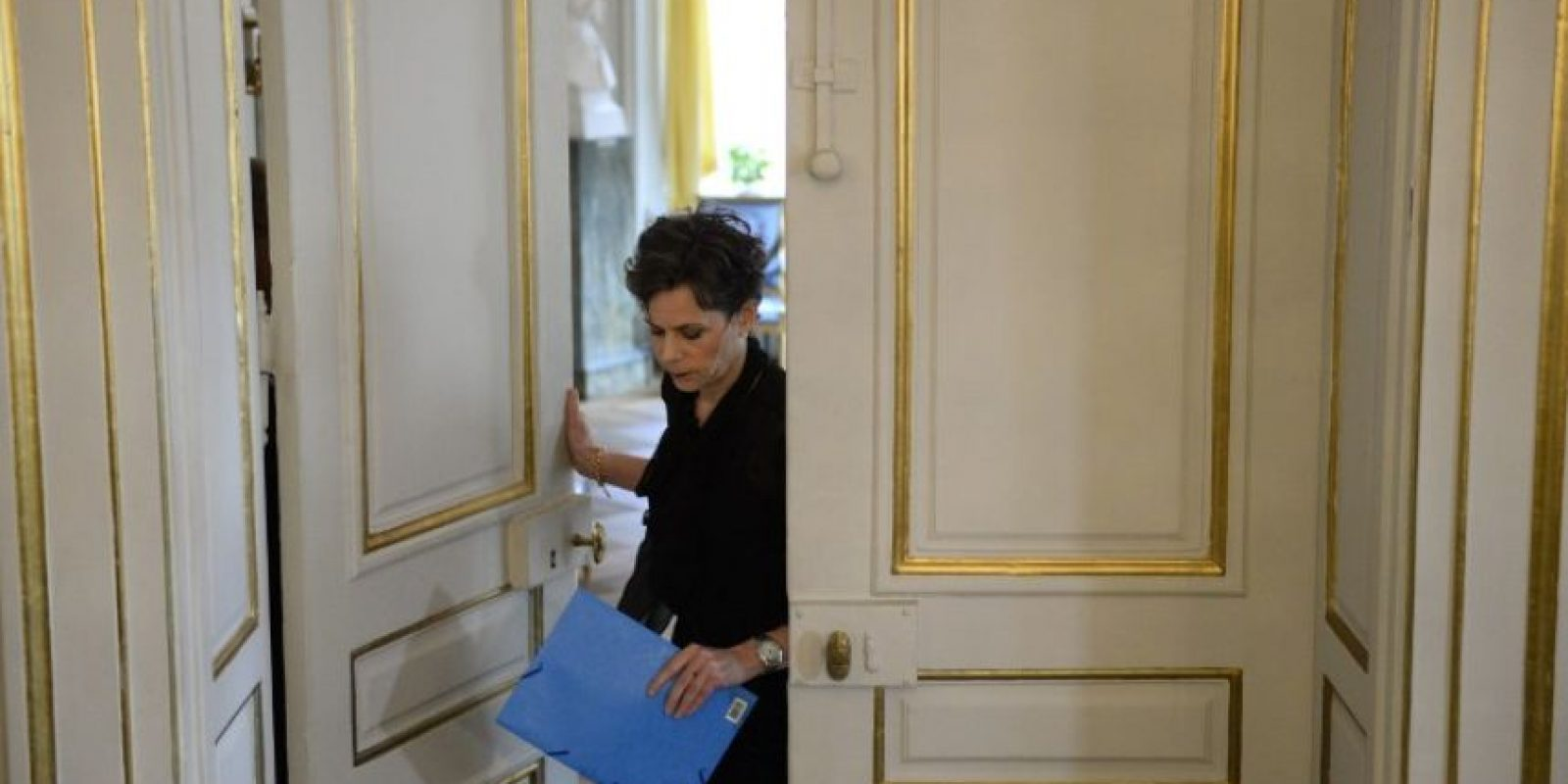 Svetlana Alexievich era una de las favoritas según las casas de apuesta para ganar el Premio Nobel de Literatura Foto:AFP