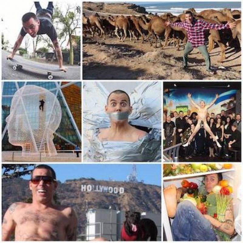 Recuperó la fama cuando se estrenó Jackass en 3D, por lo que aprovechó para lanzar un show de standup Foto:Facebook.com/SteveO