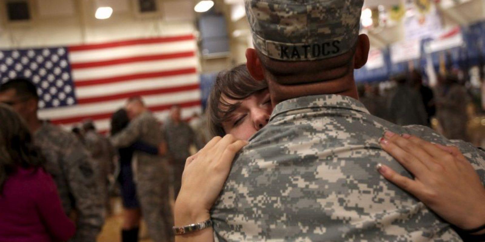 La misión se organizó debido a la preocupación de Estados Unidos por el avance del Estado Islámico. Foto:Getty Images
