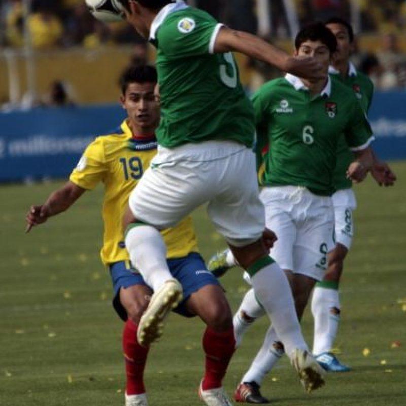 2ª FECHA (13 de octubre): Ecuador vs. Bolivia en el Estadio Olímpico Atahualpa de Quito. Foto:Getty Images