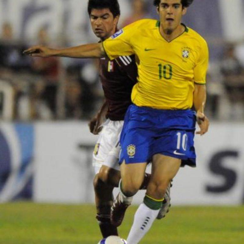 Brasil vs. Venezuela en el Estadio Castelao de Fortaleza. Foto:Getty Images