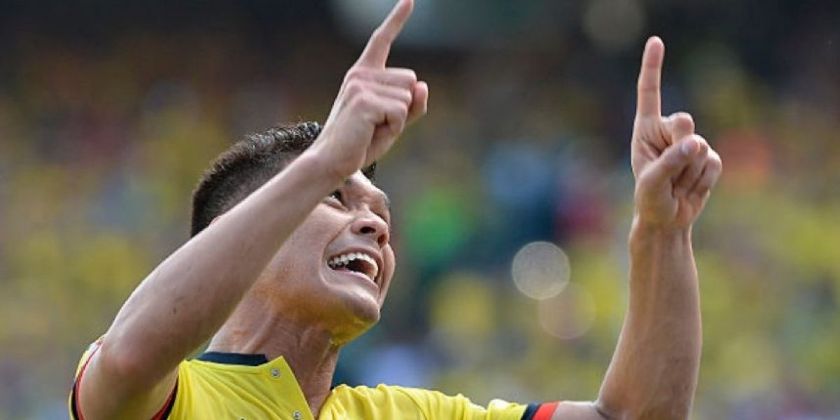 Eliminatorias Rusia 2018: Los goles de Colombia 2-0 Perú