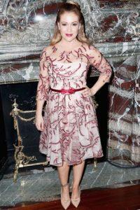"""La actriz ahora tiene 42 años y luego de la serie participó en las series: """"Breaking In"""" y """"Mistresses"""" Foto:Getty Images"""