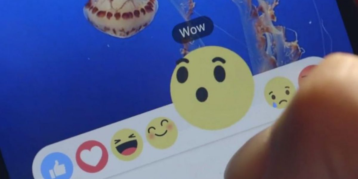 Fotos: Estos son los nuevos 6 botones de Facebook