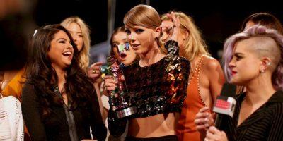 2. Taylor Swift es su mejor amiga. Foto:Getty Images