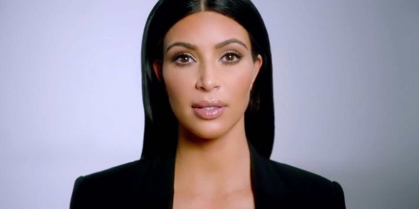 2.- Kim Kardashian Foto: Getty Images