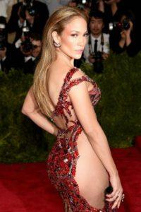 Pero un vestido único. Foto:vía Getty Images