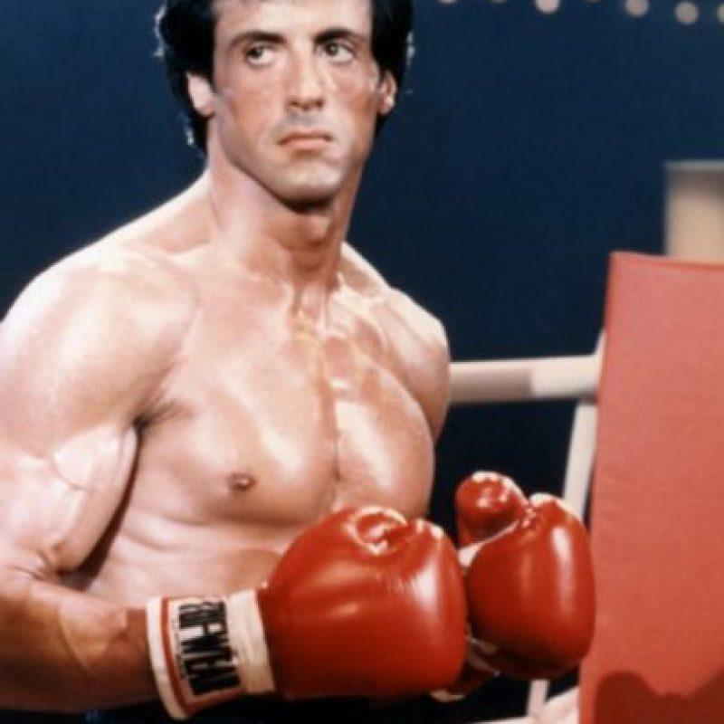 """Sobre todo con """"Rocky"""" y """"Rambo""""."""