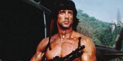 Sylvester Stallone se consagró de los años 70 a los 80 como absoluto ícono de acción.