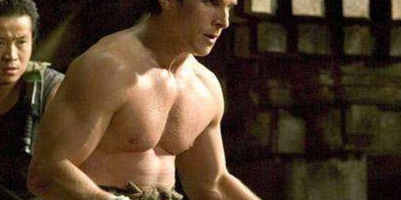 Christian Bale Foto:Vía imdb.com