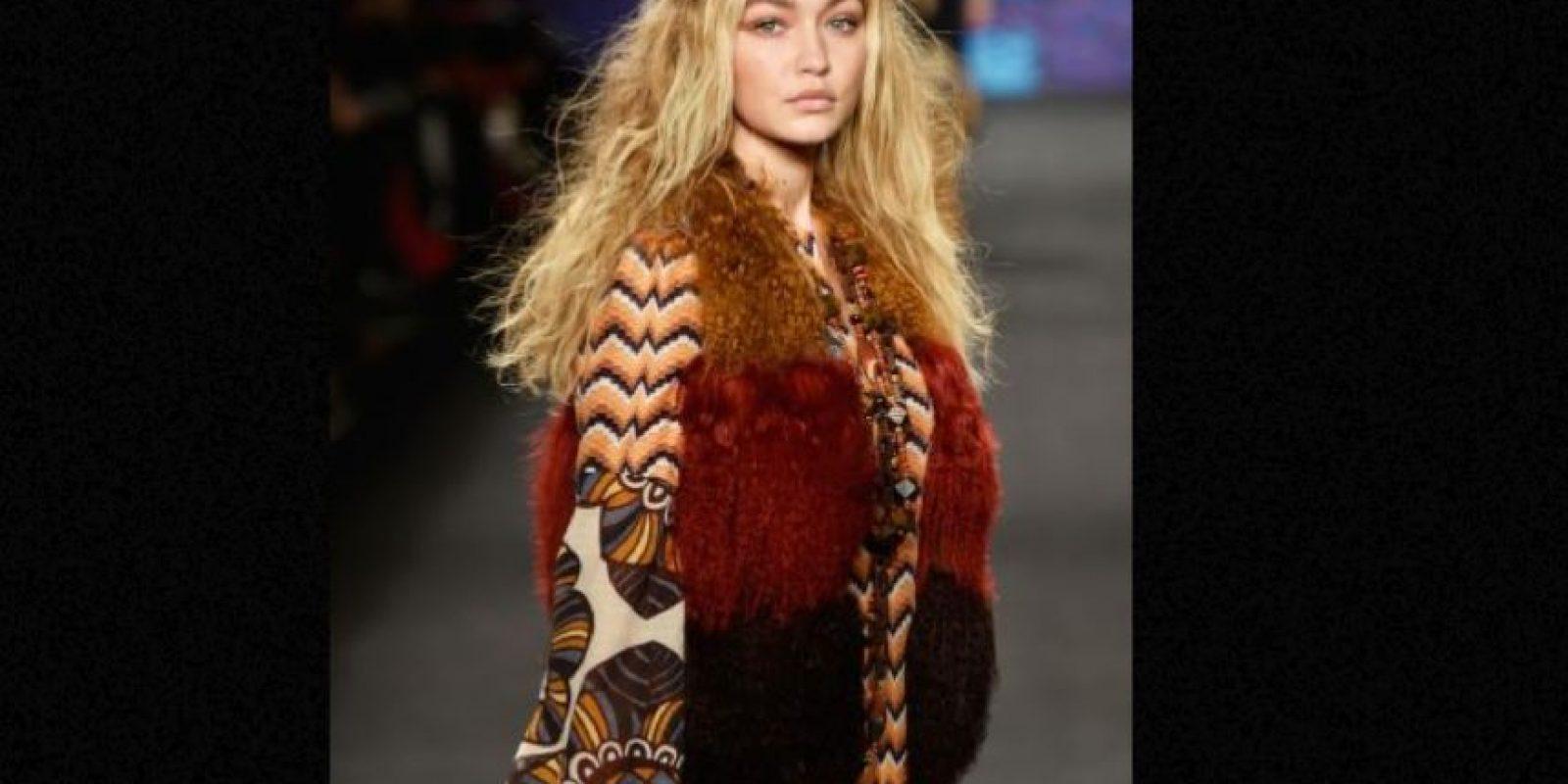 """""""No, no soy la primera ni la última modelo de mi tipo en la industria."""" Foto:vía Getty Images"""