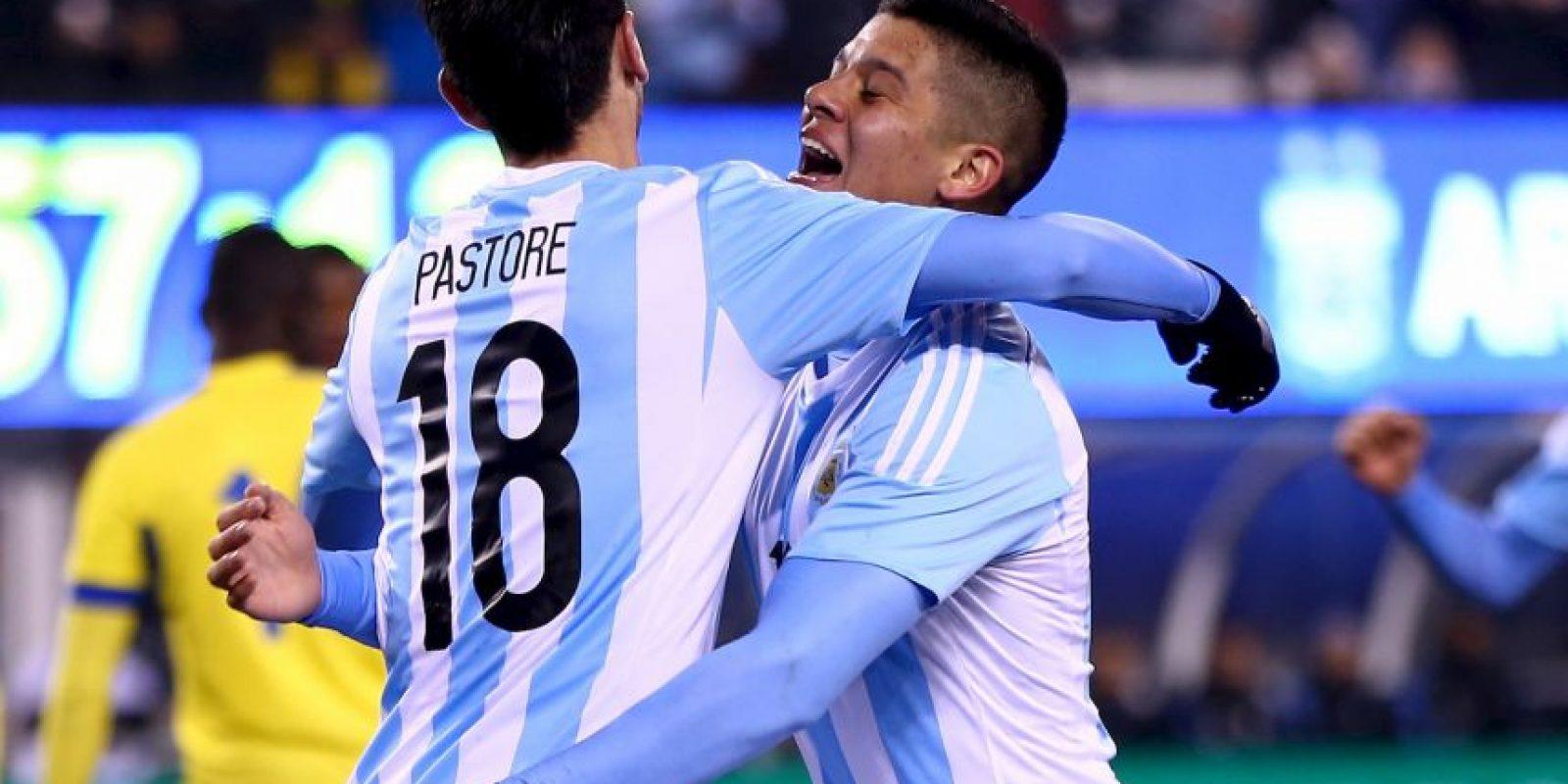 Argentina, la subcampeona del mundo, debuta en las Eliminatorias de Conmebol ante Ecuador. Foto:Getty Images