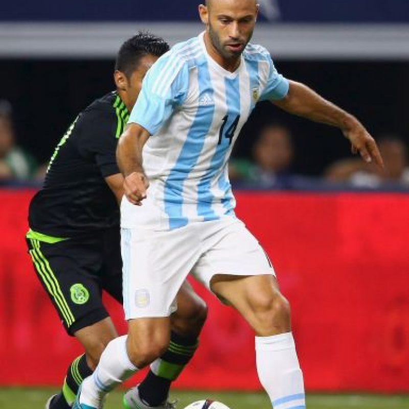 """De acuerdo al ranking de la FIFA, la """"Albiceleste"""" es el equipo número 1 del mundo y de Conmebol. Foto:Getty Images"""