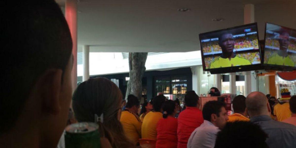 Así se vivió en Cali el triunfo de la Selección Colombia ante Perú