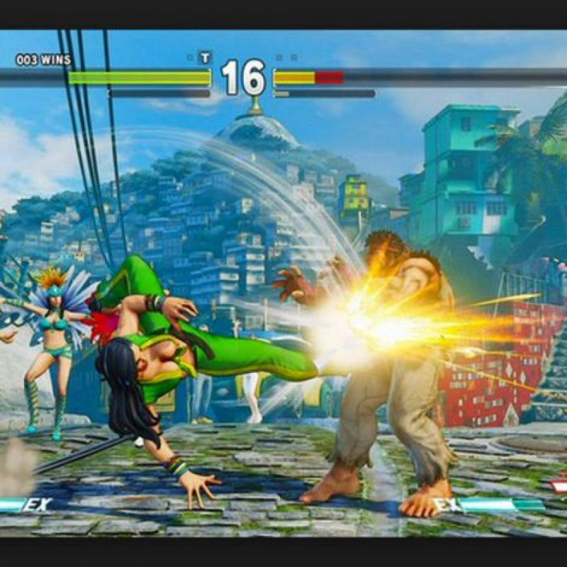 """Donde observamos que su """"arma"""" principal serán las Foto:Capcom"""