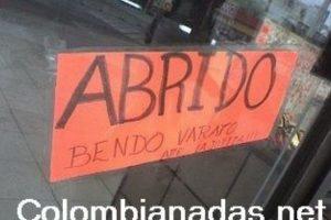 ¿A cuántos les ardieron los ojos? Foto:vía Colombianadas.net