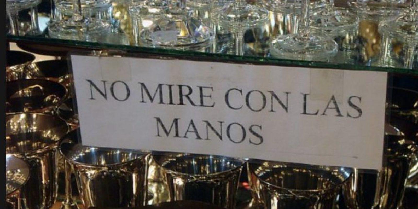 """A menos que sean como la criatura inmunda de """"El Laberinto del Fauno"""", esto no aplica. Foto:vía Colombianadas.net"""