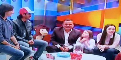 Foto:Tomado de la transmisión del Canal Caracol.