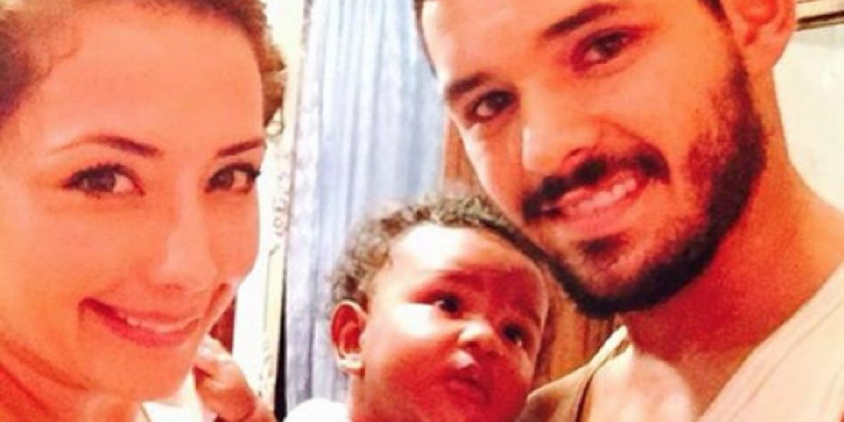 Fotos: Diana Neira y Ricardo Abarca se convertirán en papás