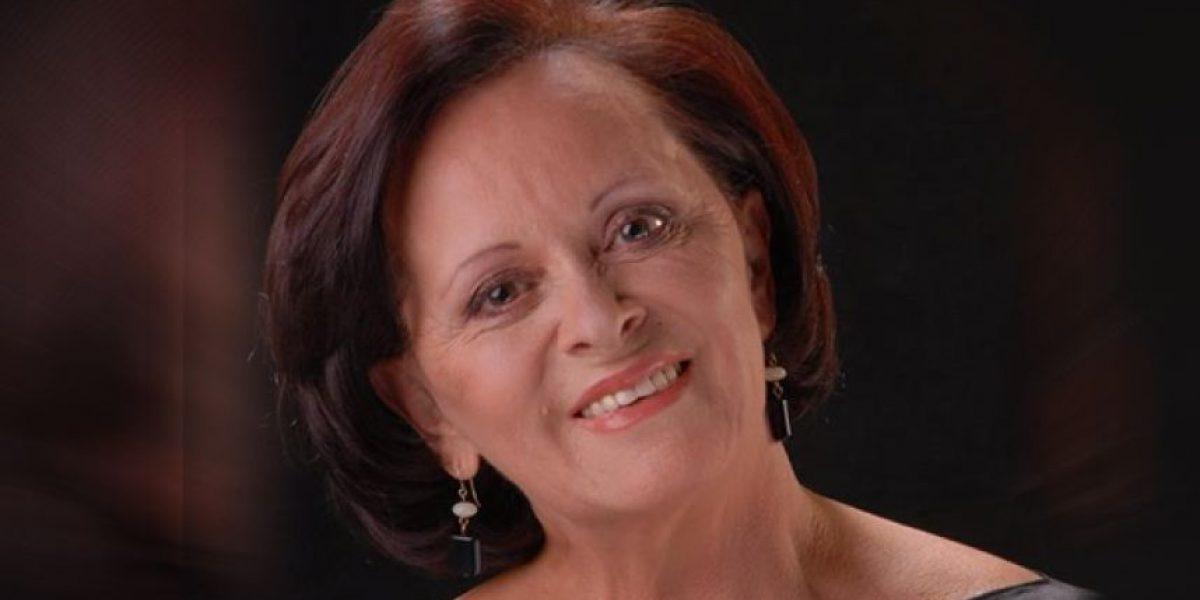 María Eugenia Penagos y el dolor de ser viuda a los 16 años