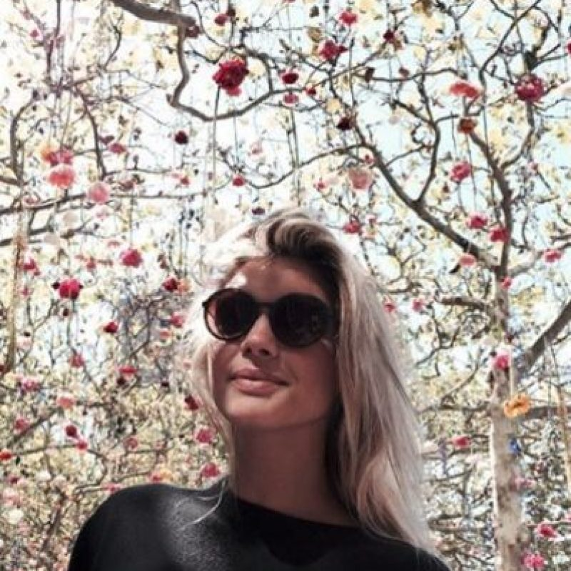 A partir de 2014, inició su carrera como modelo. Foto:vía instagram.com/kellyrohrbach