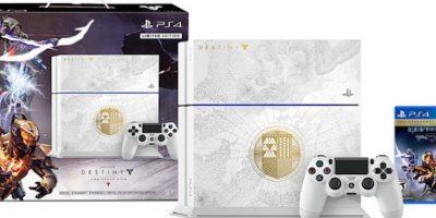 Por el momento, para el pack Limited Edition Destiny: The Taken King PS4 Bundle Announced, Includes Actual Artwork on PS4 Limited Edition Destiny: The Taken King PS4 no fueron anunciadas rebajas. Foto:Sony