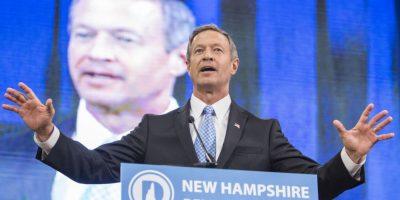 Fue gobernador de Maryland durante el periodo de 2007 a 2015. Foto:Getty Images