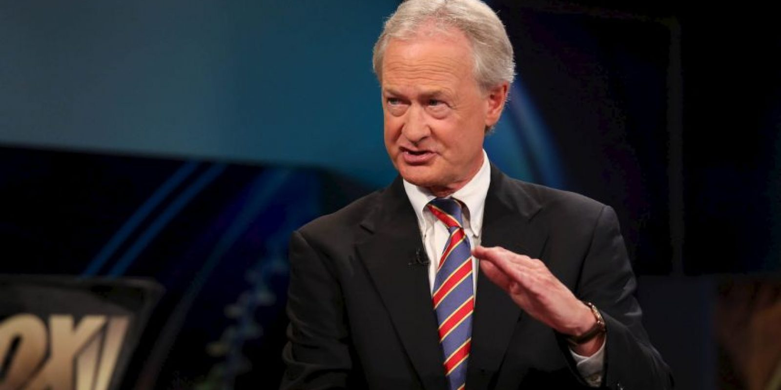 Fue el gobernador de Rhode Island de 2011 a 2015. Foto:Getty Images