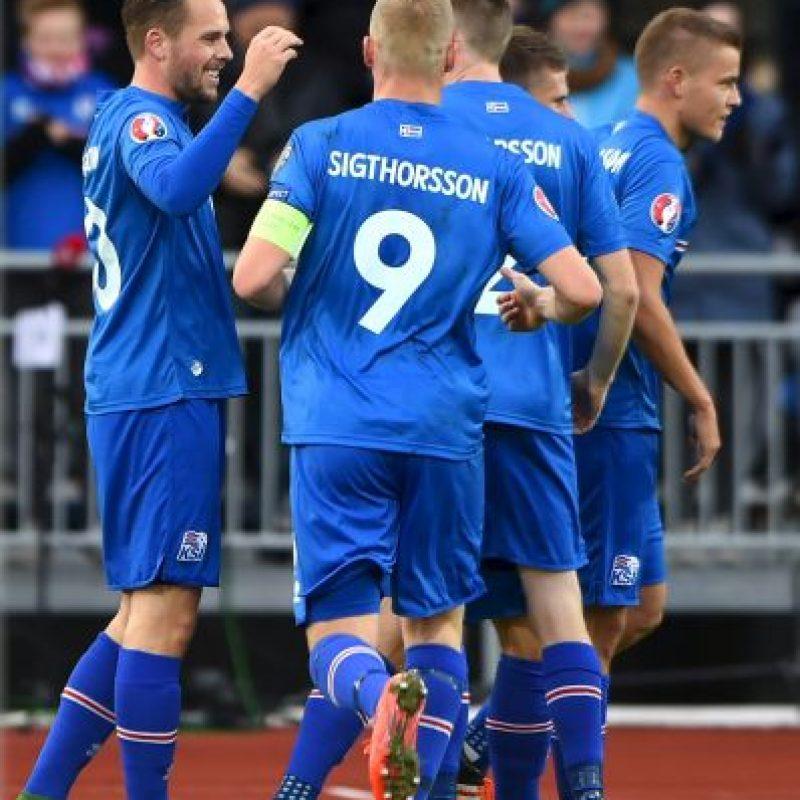También jugarán su primera Euro en 2016; hasta el momento son líderes del Grupo A Foto:Getty Images