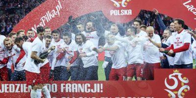 Liderados por Robert Lewandowski jugarán su tercera Euro al hilo Foto:Getty Images