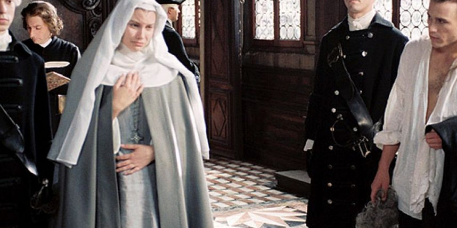 "Lauren Cohen hizo el papel de la hermana ""Beatrice"" en ""Casanova"" en 2005 Foto:Vía imdb.com"