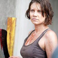 "Hoy es ""Maggie Greene"" Foto:AMC"
