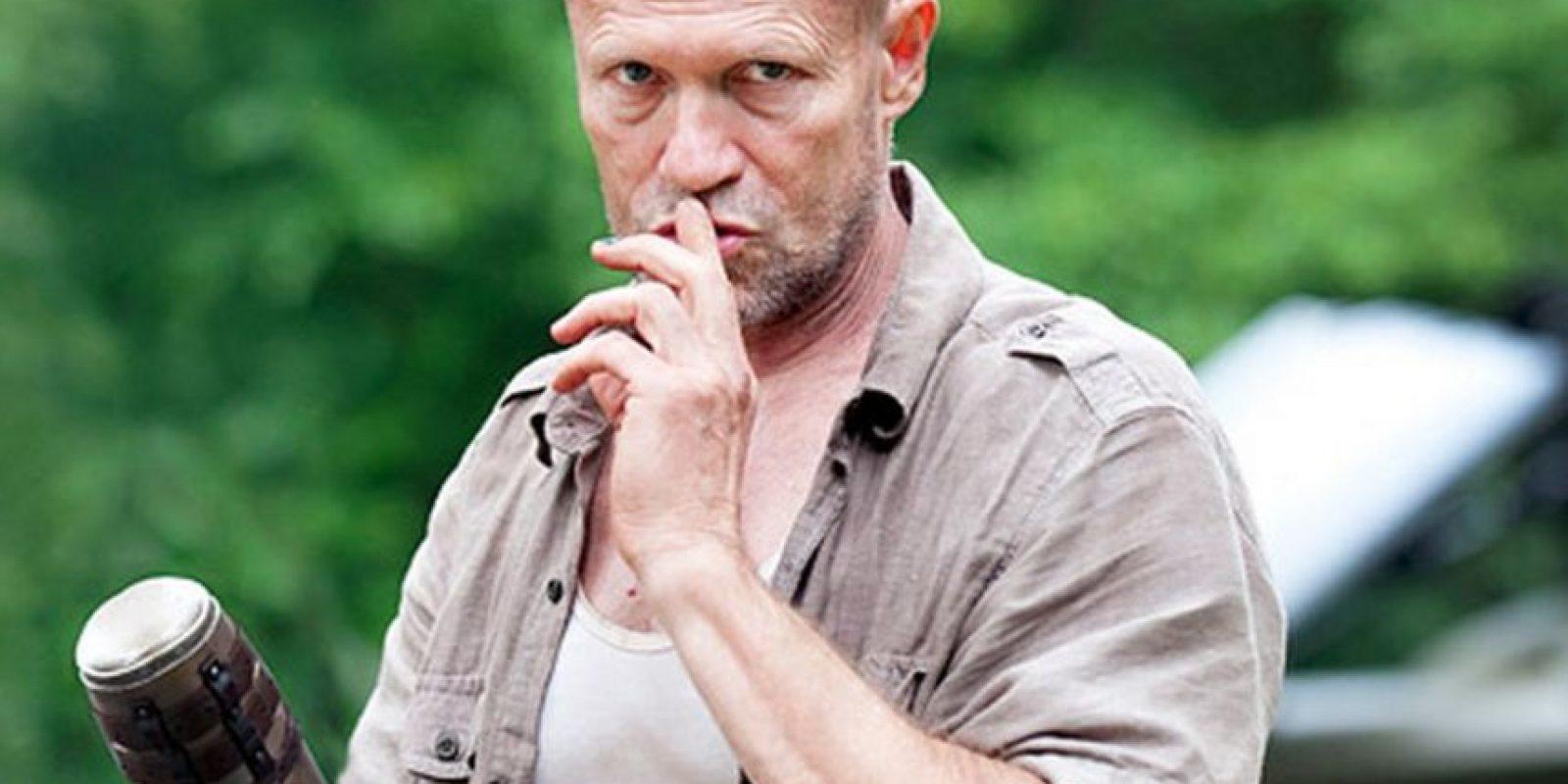 """Le dio vida a """"Merle Dixon"""" Foto:AMC"""