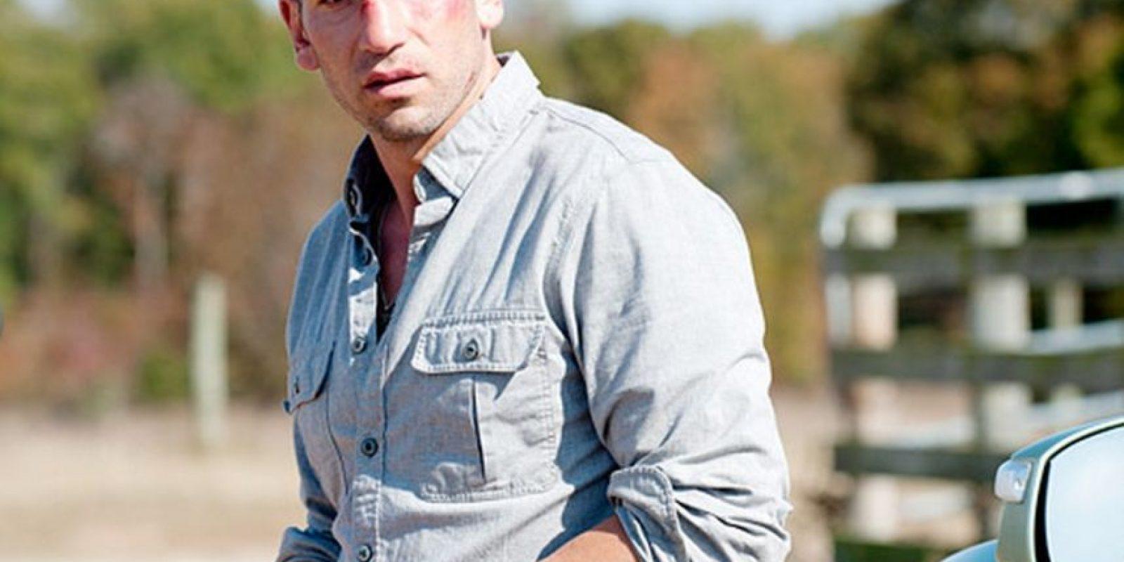 "Interpretó a ""Shane Walsh"" Foto:AMC"