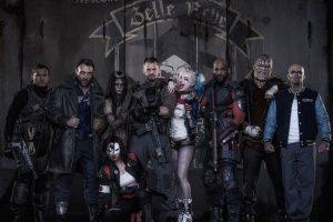 """""""Suicide Squad"""" cuenta la historia de los villanos de DC Comics Foto:Twitter/DavidAyerMovies"""