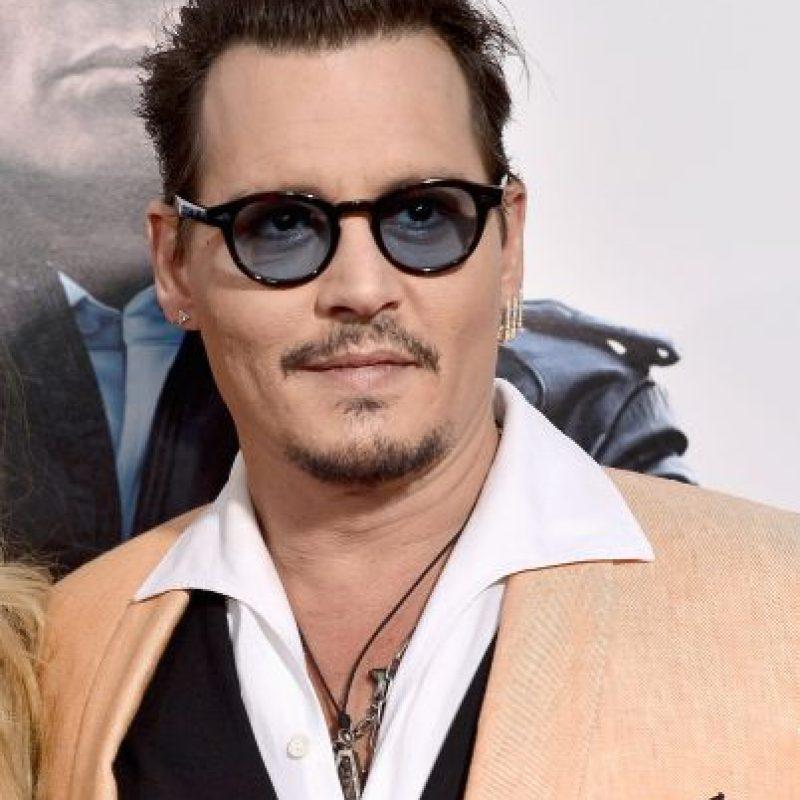 """Las películas de mayor éxito financiero de Depp han sido de la franquicia """"Piratas del Caribe"""" y """"Alice in Wonderland"""". Foto:Getty Images"""