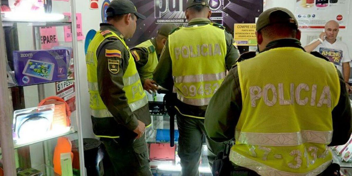 Sabe usted ¿cuántos celulares se roban en Medellín?