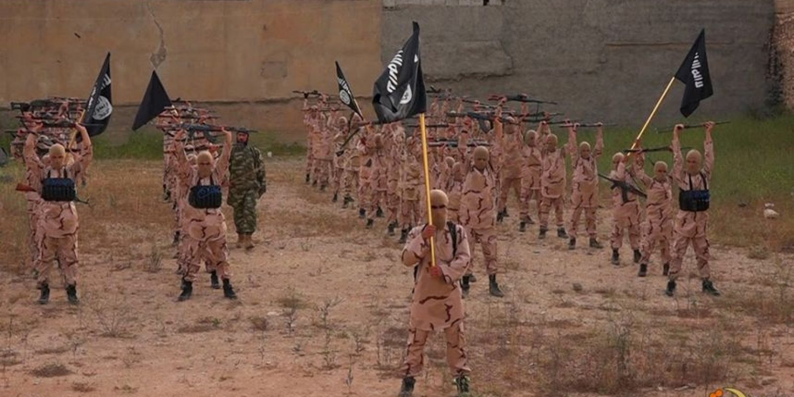 El grupo es controlado por radicales fieles a Abu Bakr al-Baghdadi, autoproclamado califa de los musulmanes Foto:AP