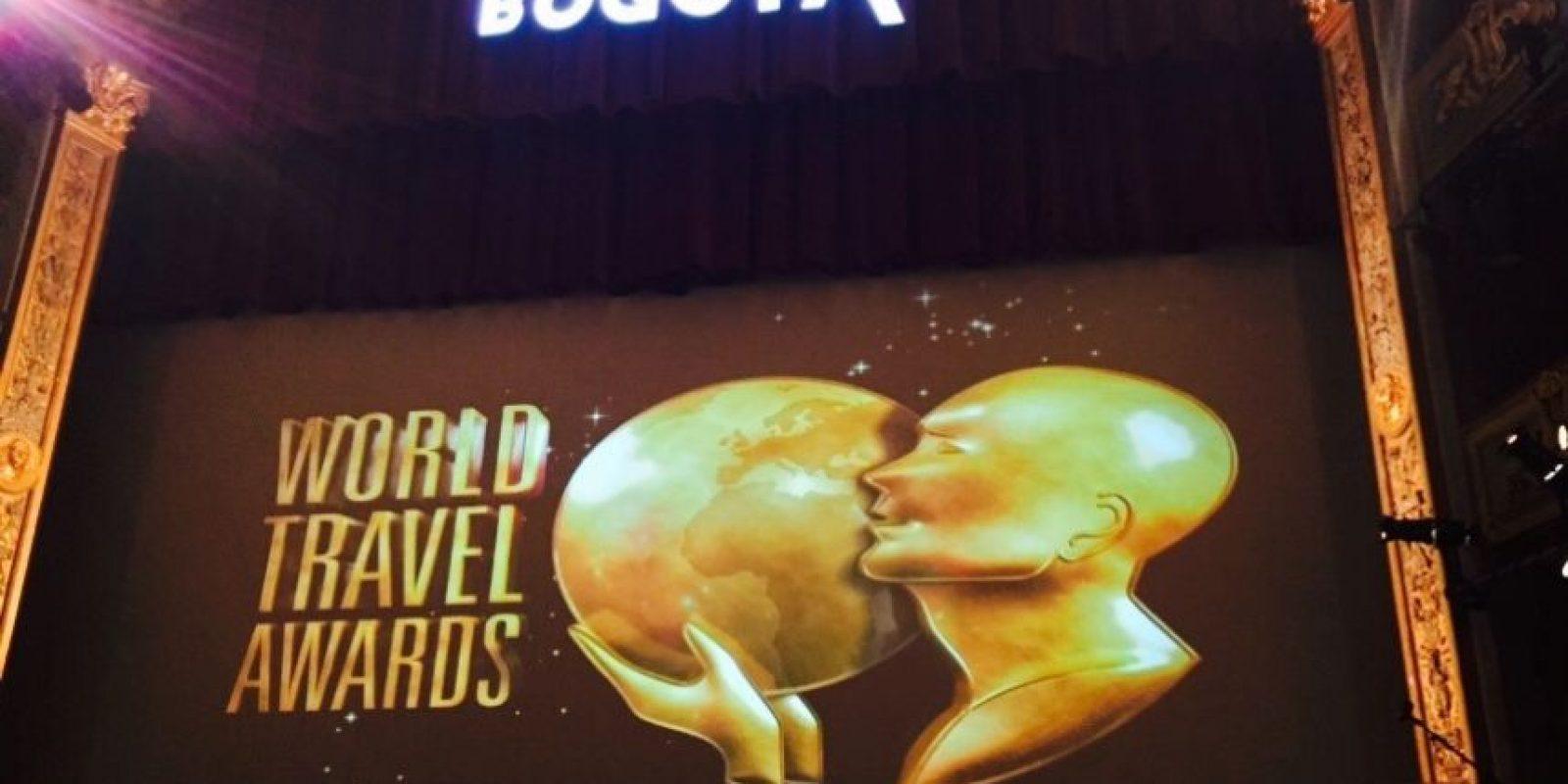 Vigésima segunda edición de los World Travel Awards. Foto:Cortesía: Medellín Convention & Visitors Bureau
