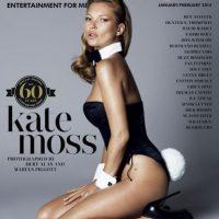 2014, Kate Moss Foto:Playboy