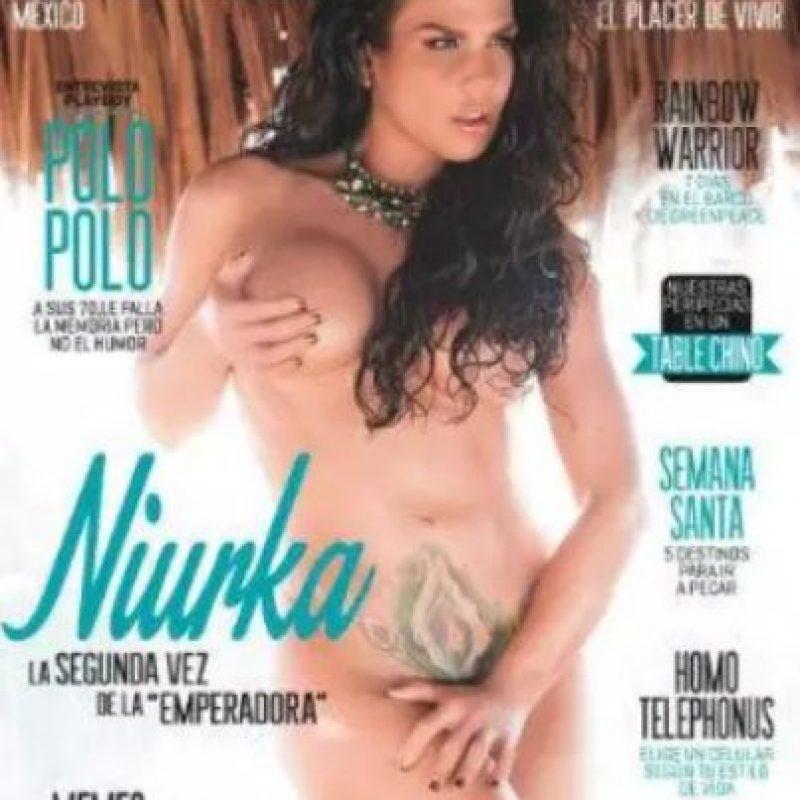 2014, Niurka Foto:Playboy